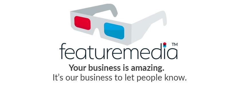 Feature media logo